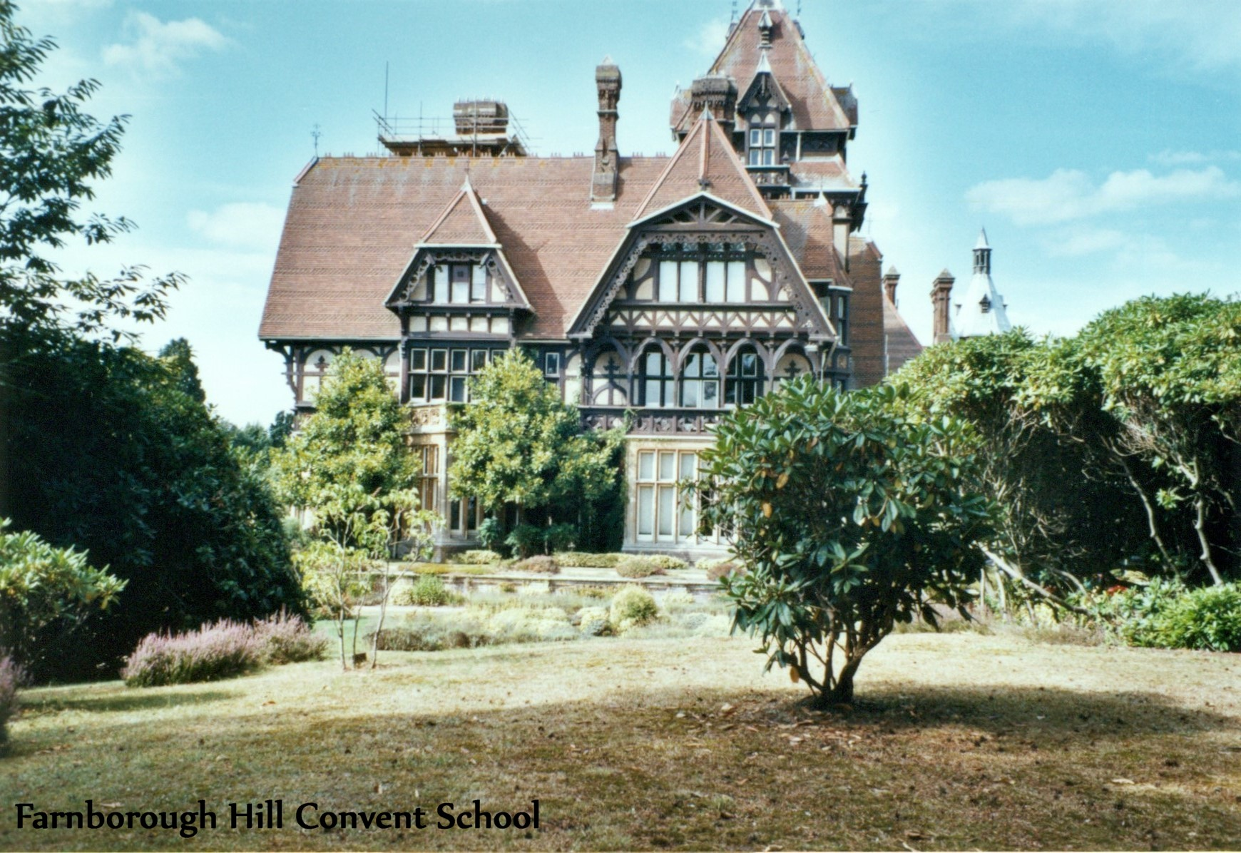 Farnborough Hill Convent
