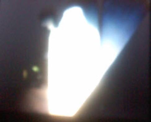 Spirit? Alien?